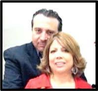 Ismael and Esmirna Lopez 2015
