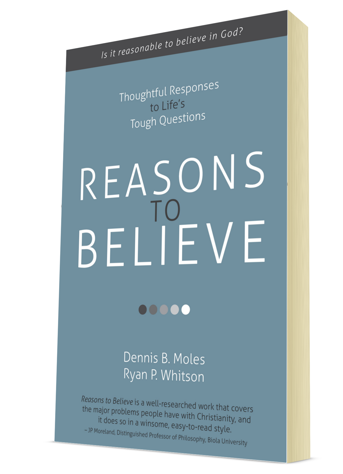 is it reasonable to believe in However, it is also reasonable not to believe in god because there is no it is reasonable to believe that there is a god who created the universe because there is no way to prove there is no god and because there.
